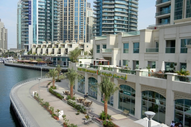 worldbyjasmine - DubaiMarina2
