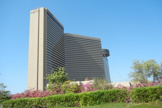 worldbyjasmine - HyattHotel