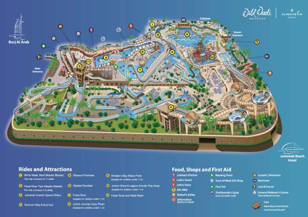 worldbyjasmine - wildwadiwaterparkofficialmap